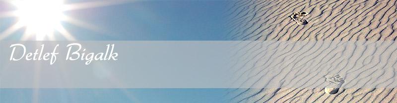 Headerbild von Detlef Bigalk, Psychologe, Psychotherapeut, Psychotherapie in Berlin-Tempelhof: Traumatherapie, Hypnotherapie, Verhaltenstherapie, Lebensberatung, Hypnose